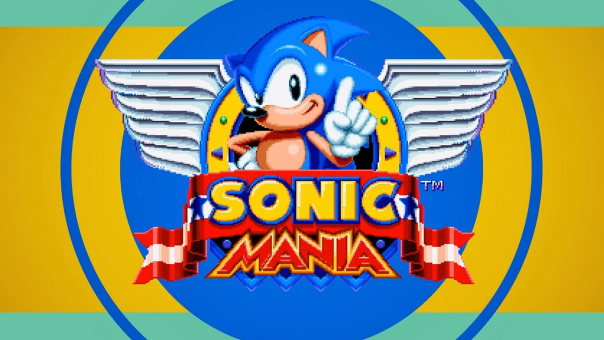Play Sonic Mania and More at Summer of Sonic's Game Zone