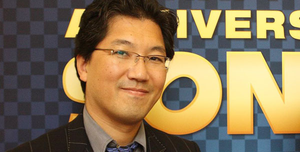 GUEST ANNOUNCEMENT: Yuji Naka